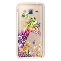 Накладка для Samsung Galaxy J320 J3 силікон Boxface (35056-cc14) Boxface 35056-cc14 Picture