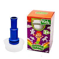 """Пенный гейзер """"KIDS"""", пускатель пены, мыльная жидкость, в кор. 16*10*10см (1шт)"""