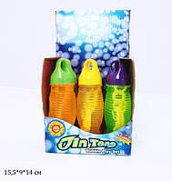 Мыльные пузыри, цена за уп., в уп. 6шт, 3 цвета, в кор. 15,5*9*14см (216шт/36уп)