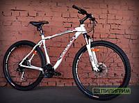 """Велосипед горный Spelli SX-6500 29ER 21"""" Белый"""