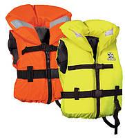 Жилет страховочный детский Jobe Comfort Boat. Vest Youth Orange/Yellow ISO  (240312003)