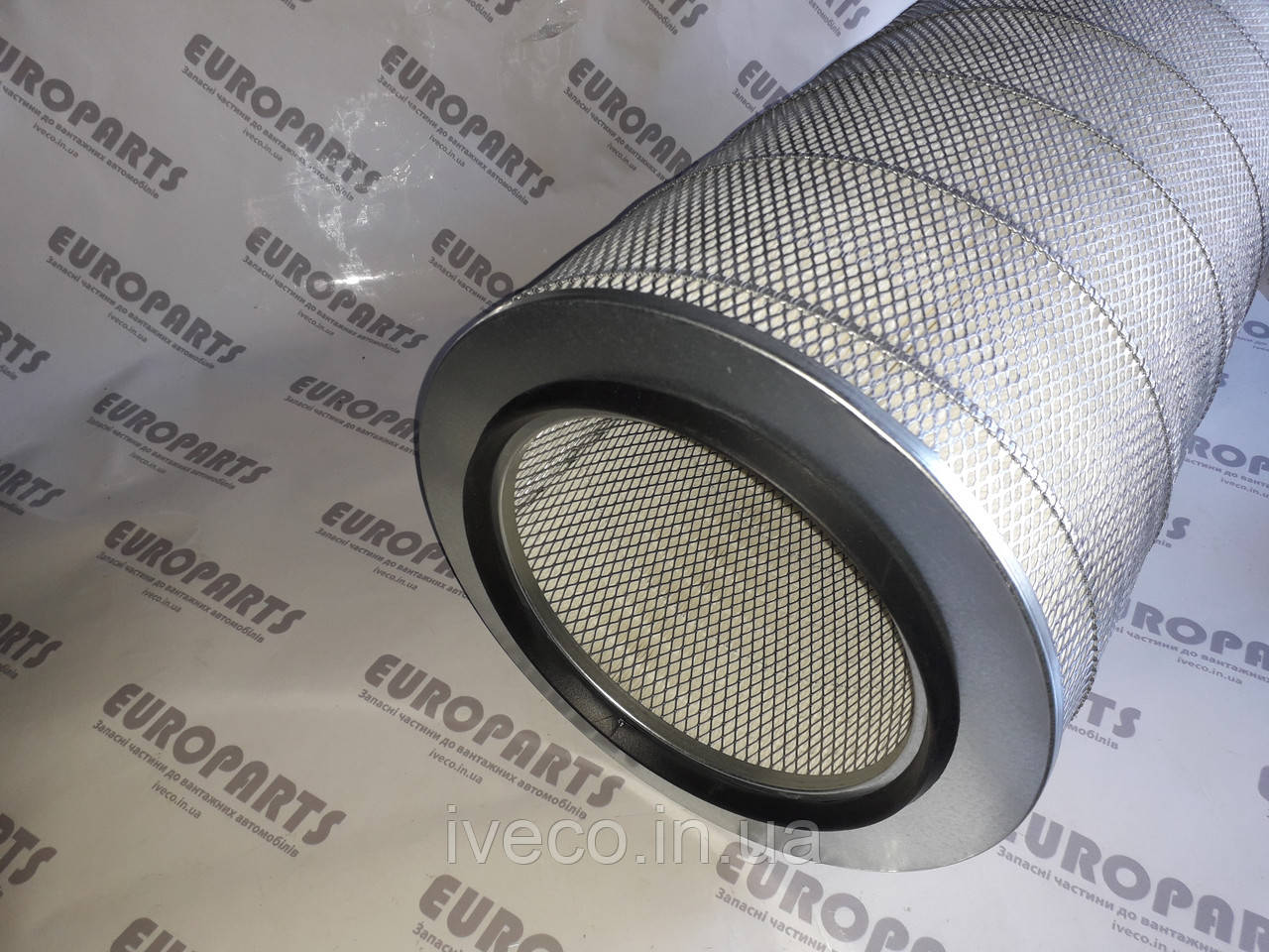 Фильтр воздушный IVECO EUROTRAKKER TRAKKER STRALIS Ивеко 2996156 2991793 41272212 A567 LX1255