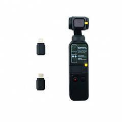 Стабилизатор с камерой DJI OSMO Pocket Display Sample