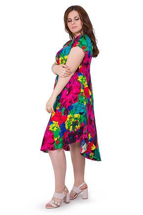 Женское платье 1236-25, фото 2
