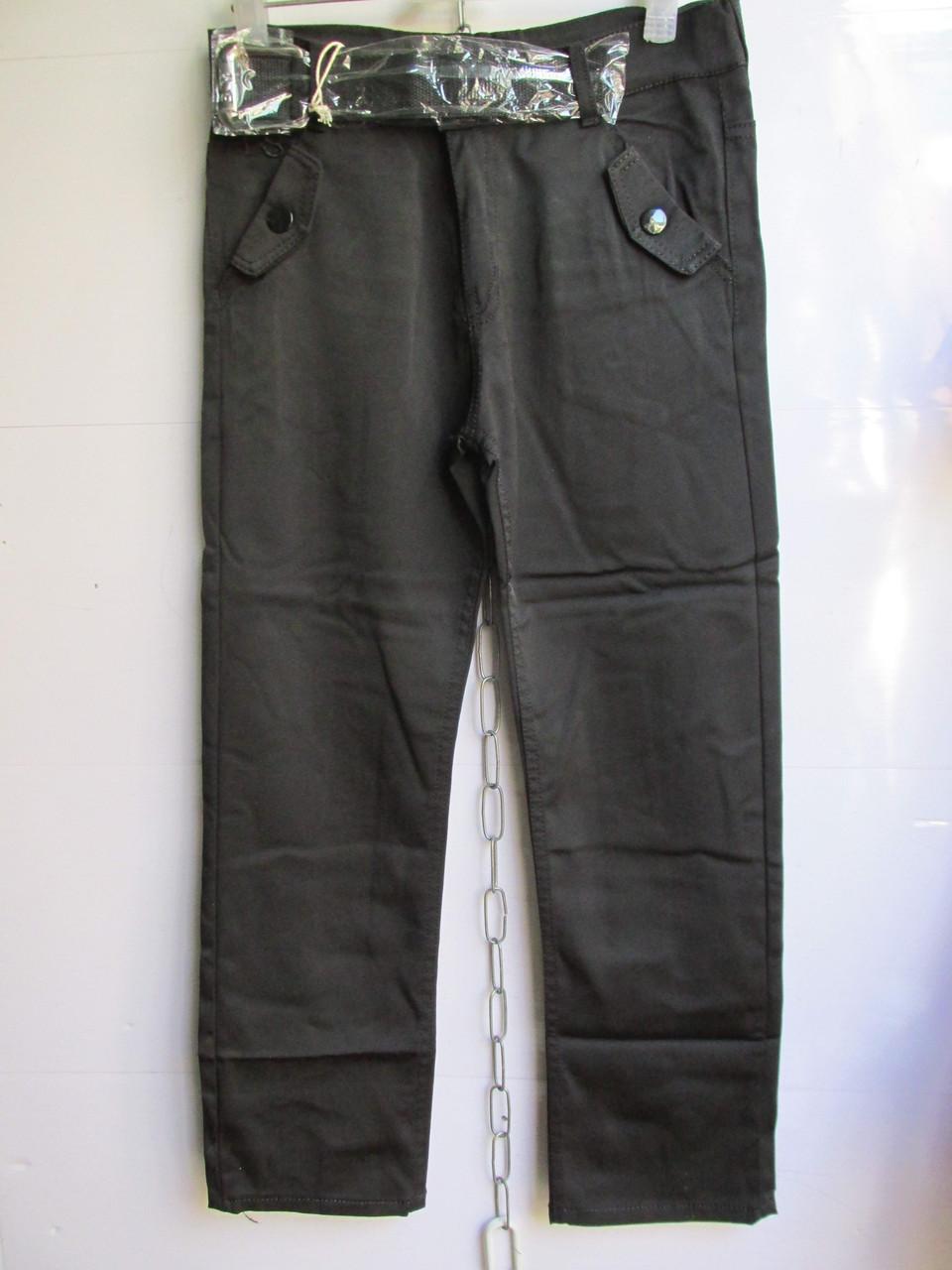 """Детские джинсы на мальчика арт. 5001 (10-15 лет) """"Kinder-1"""" ZL-1384"""