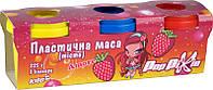 Набор пластичной массы (3 цв. 75 гр.) KITE 2014 Pop Pixie 151