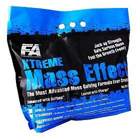 Гейнер Fitness Authority Xtreme Mass Effect 1000 г, фото 2