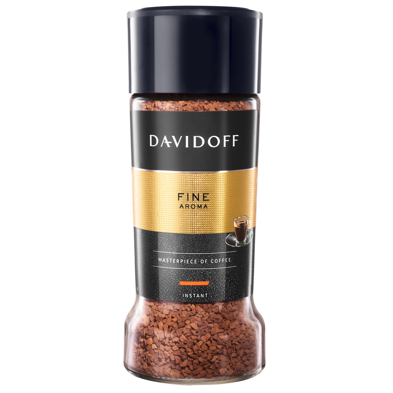 Кава розчинна Fine Aroma Davidoff 100 гр