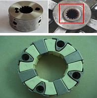 Муфта соединительная 4-х лепестковая CF-H-050-R / 1336245 / ZYL-160