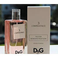 Dolce & Gabbana 3 L'Imperatrice tester 100 ml.