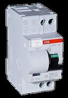 Дифференциальный автоматический выключатель DS951AC-C25/0,03A ABB