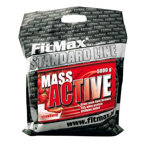 Гейнер FitMax Mass Active 5000 грам