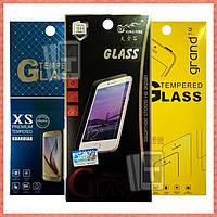 Защитное стекло для APPLE iPhone 8 Plus (0.3 мм, 4D белое) на заднюю сторону
