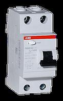 Устройства защитного отключения (УЗО) FH202AC-25/0,03 ABB