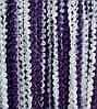 Шторы нити Спиральки Радуга № 353 (фиолетовый+белый)