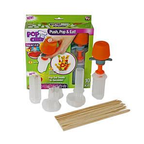 Набор инструментов для карвинга и украшения стола Pop Chef, фото 2