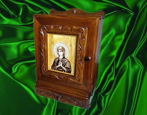 Ключница для интерьера из дерева, фото 2