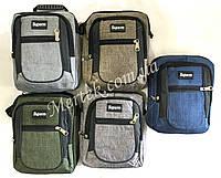Мужская сумка Через Плечо ткань совсем Новая модель Superm