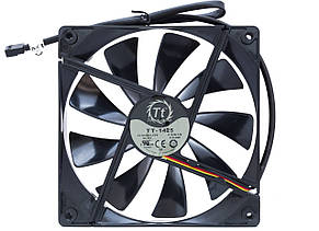 "Вентилятор Thermaltake TT-1425 A1425L12S ""Over-Stock"" Б/У"