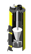 Твердотопливный котел БуранNEW Универсал мощностью 25 кВт, фото 2