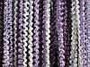 Шторы нити Спиральки Радуга № 113 белый+сиреневый+фиолетовый (1+12+205)