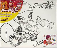 PP14-218K Холст для рисования (25х30) + краски KITE 2014 Pop Pixie 218