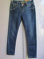 """Детские джинсы на девочку арт. 130217 (10-15 лет) """"Kinder-1"""" ZL-1384"""