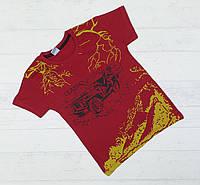 Детская футболка для мальчика 6,7,8,9 лет