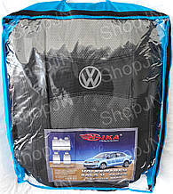 Авточохли Volkswagen Polo V 2009- (цілісна) Nika