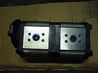 Насос гидравлический спаренный CB-H32/32R (13 шлицов) на грейдер XCMG GR165 GR180