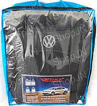 Авточохли Volkswagen Polo V 2009- (роздільна) Nika