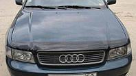 Дефлектор капота (мухобойка) Audi A4 (8D, B5) 1994-2001, Vip Tuning, AD07