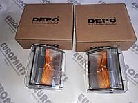 Поворотник , указатель поворота левый Iveco EuroCargo Ивеко Еврокарго 4855968 663-1503L-UE