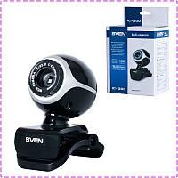 Веб камера SVEN IC-300 с микрофоном