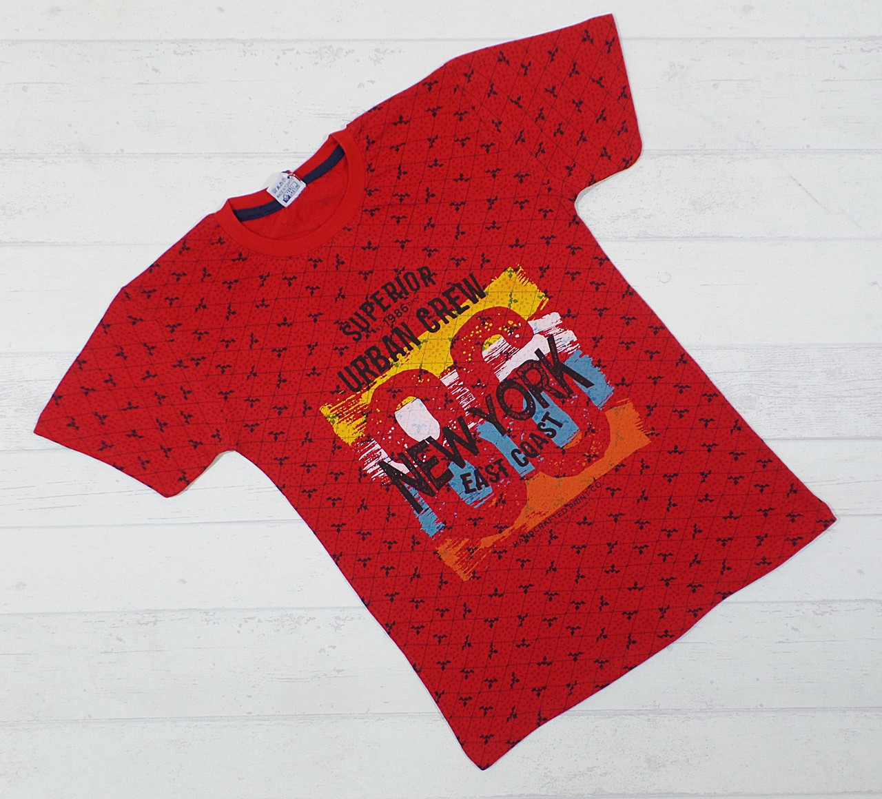 Детская футболка для мальчика 8,9,10,11,12 лет