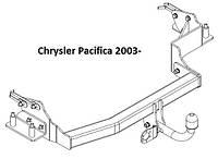 Фаркоп прицепное Chrysler (Украина - Польша - Италия)