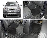 Коврики салона Chevrolet Chrysler резиновые (Чехия-США)