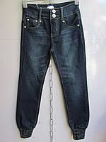 """Детские джинсы на девочку арт. HC1205 (7-13 лет) """"Kinder-1"""" ZL-1384 №С65529"""