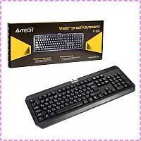 Клавиатура A4tech K-100 black, USB