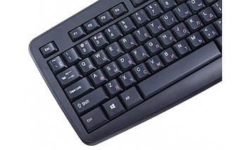 Клавиатура Genius KB-110X Black USB, CB, фото 3