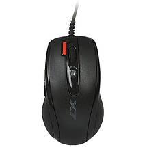 Игровая мышка A4Tech X7 X-710BK USB геймерская мышь а4теч oscar Х7 для компьютера, пк, ноутбука, фото 2