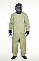Костюм для сварщиков брезентовый куртка и брюки