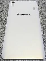 Задняя крышка Lenovo A7000 white, сменная панель леново а7000, фото 3