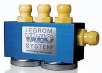 Многоканальный распределительный блок (Legrom -VARIO-System)