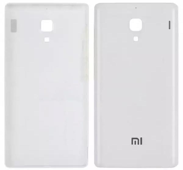 Задняя крышка Xiaomi Redmi Note white, сменная панель сяоми ксиоми редми нот