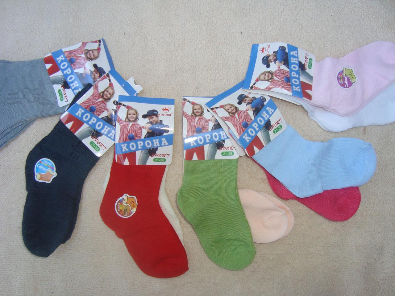 Носочки для малышей и постарше деток