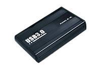 """Карман внешний USB3.0 Maiwo K3502-U3S black SATA для жесткого диска 3,5"""""""