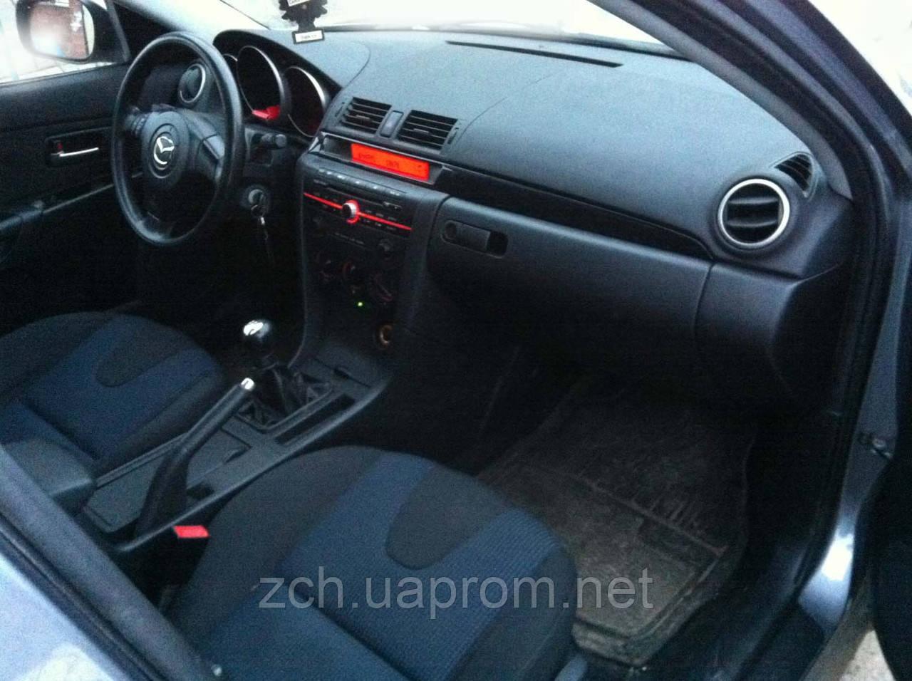 Педаль сцепления Mazda 3 sedan