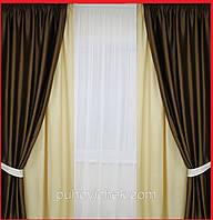 Стильные шторы гардины
