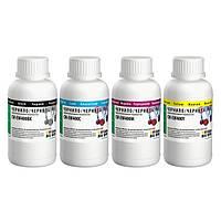 Комплект чернил ColorWay Epson T26/C91, 4x200 мл (CW-EW400SET02), краска для принтера эпсон